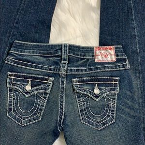 True Religion jeans size 26 flare.